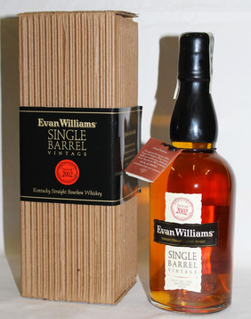 EVAN WILLIAMS WHISKEY, 1010 Kč