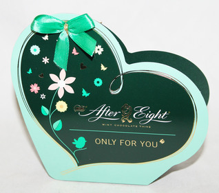 "After Eight, ""Only for you"", 45 Kč"
